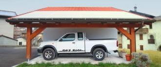 garage-prefabbricato-in-legno-Verzegnis-vista-pannelli-solari
