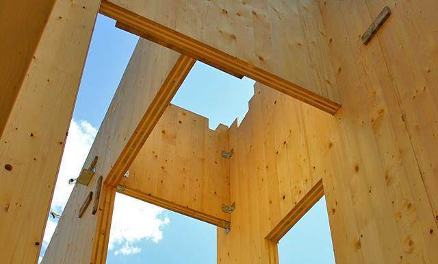 Case in legno antisismiche