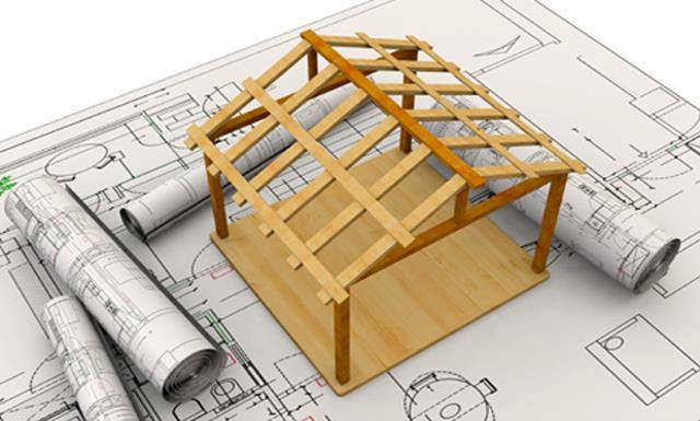 Case in legno realizzate con programmi CAD